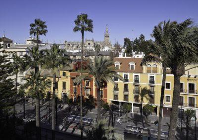 Calle San Fernando, Sevilla