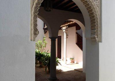 Carmen Höning, Granada - arco - Donald Gray