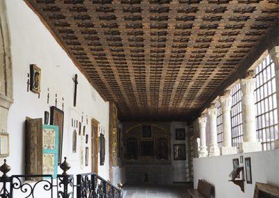 Convento de las Claras, Salamanca_ patio 1