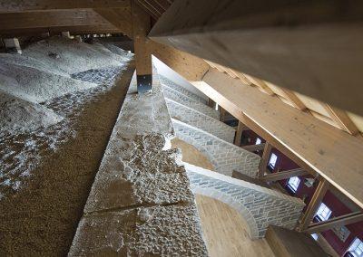 Cubiertas iglesia-Real Colegiata Roncesvalles