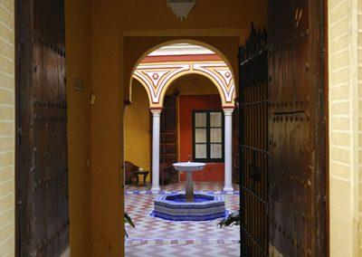 Entrada Casa Duque de Bejar