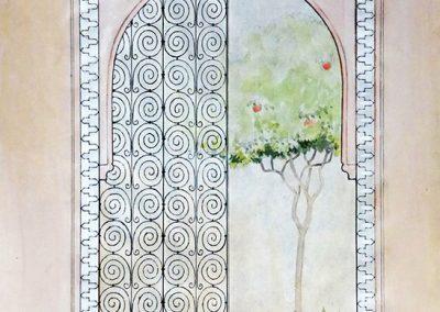 Las Lomas Club, Marbella - Casa de la Mora - Donald Gray