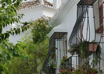 Las Lomas Club, Marbella - rejería - Donald Gray