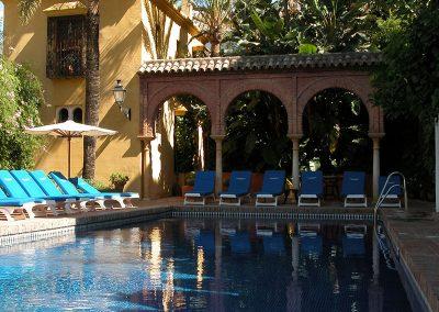 Las Lomas Club - Piscina - Marbella - Donald Gray