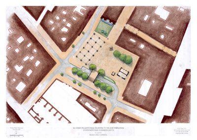 Plaza del Carmen_Configuración propuesta