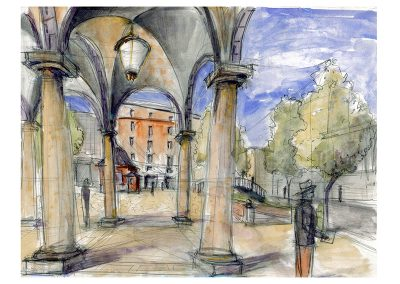 Plaza del Carmen_vista de la propuesta