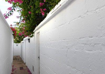 Pueblo López - calle secundaria - Donald Gray