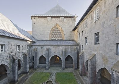 San Agustín restaurado