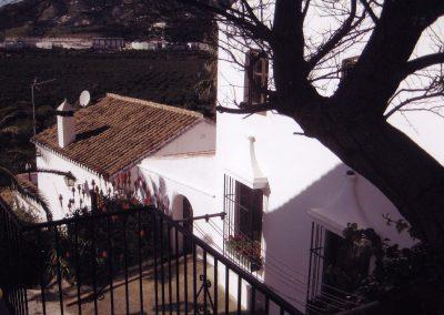 San Juan - Vega del río Verde - Almuñecar- Donald Gray