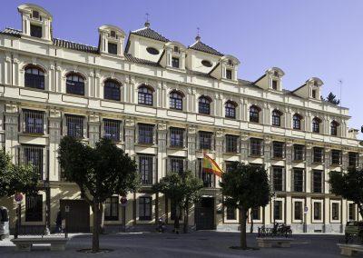 Casa de la Contratacion, Sevilla