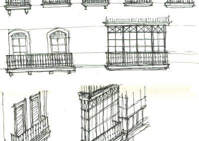 Catálogo de balcones
