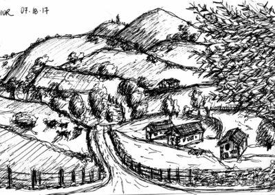 Caseríos y tierras Amaiur