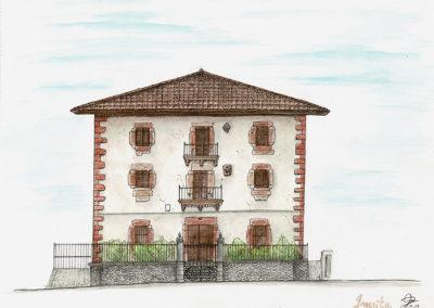 Arquitectura en Irurita