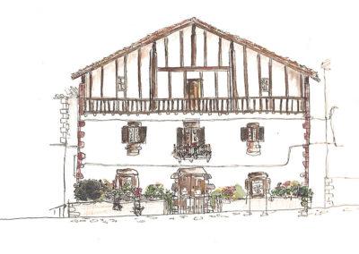 Casa en Arizcun