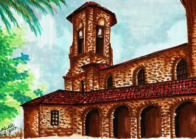 Iglesia de Etxalar