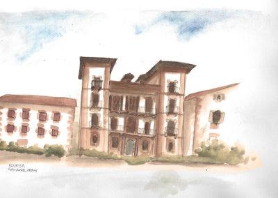 Palacio de Irurita