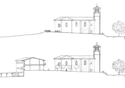 Proyecto Pza de la Iglesia - Before-After