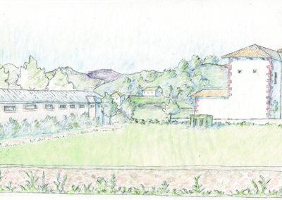 Proyecto Pza de la Iglesia - Perspectiva3