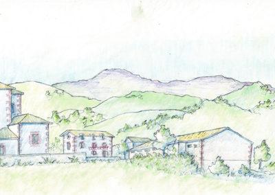 Proyecto Pza de la Iglesia - Perspectiva4