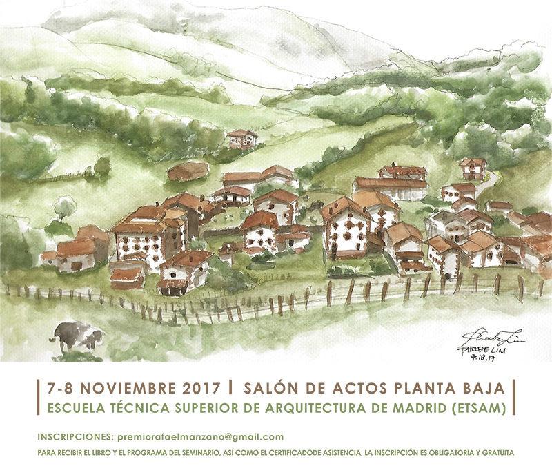 Conferencias escuela de arquitectura de madrid premio for Escuela tecnica superior de arquitectura