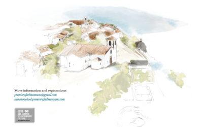 Escuela de Verano de Arquitectura Tradicional en Marvão 2018