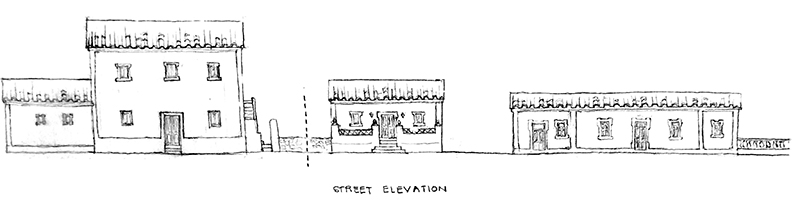 Beira Street Elevation-