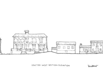 Centro W elevation -