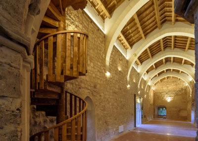 Castillo de Brihuega, Juan de Dios de la Hoz