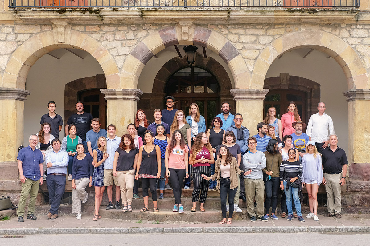 Summer School 2019_team photo