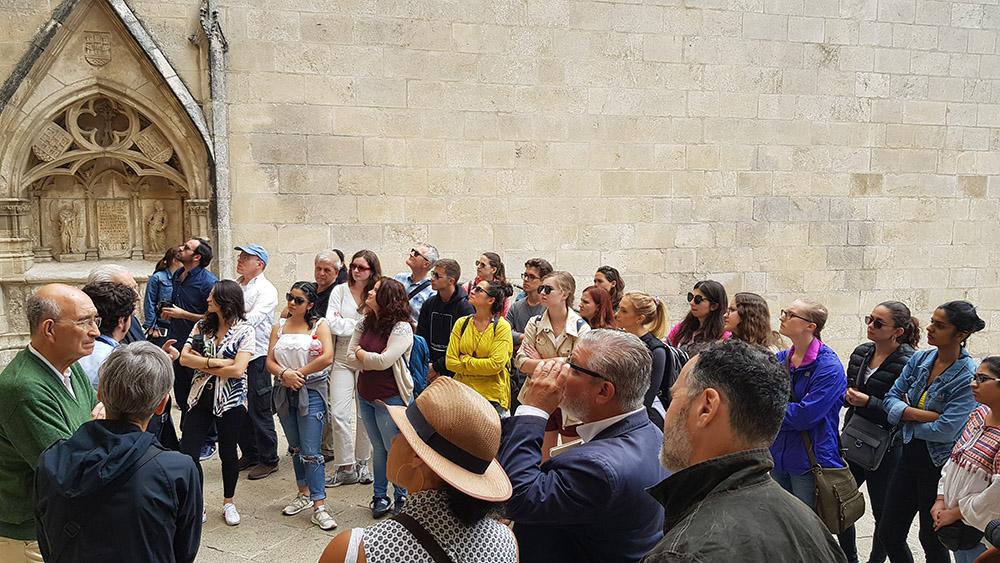 Visita a la Catedral de Burgos