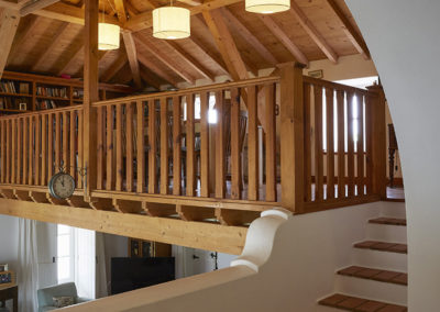 Casa do Peter Odemira Interior