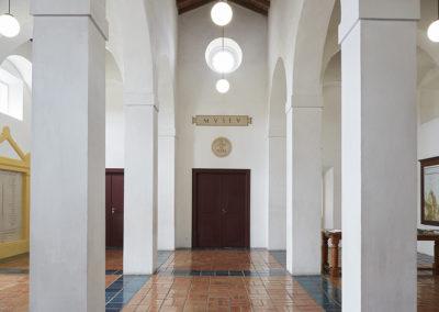 Museo Diseño Interiores