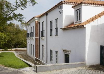 Portel Biblioteca Fachada