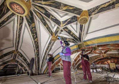 Restauración de la Catedral