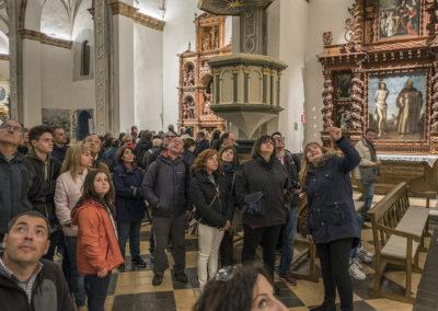 Visitas guiadas a la Catedral del Salvador
