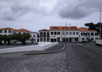 Arquitectura escuela de verano azores