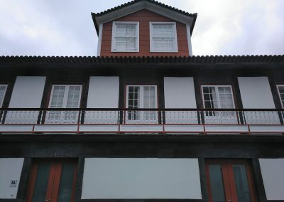 fachada tradicional azores summer school