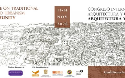 International Conference on Traditional Building, Architecture and Urbanism: Architecture and Community